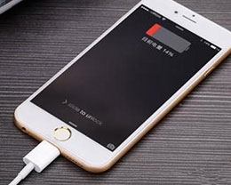 iPhone手机充电到80%后充不进电怎么办?