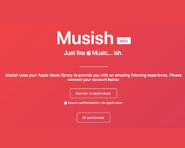 如何通过网页在线收听 Apple Music 音乐?