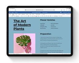 升级 iPadOS 后,Safari 浏览器下载的文件保存在什么地方?