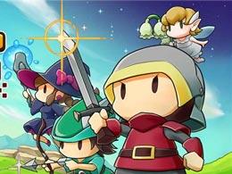 手游《Pixel Hero Scramble》将于9月29日上线