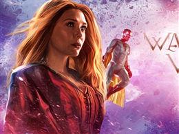 漫威限定剧《旺达·幻视》将于秋季开拍 红女巫称故事很棒