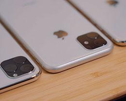 传中国区 iPhone 11 将全线支持双卡双待