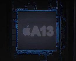 新一代 iPhone 苹果芯——A13 性能全面预测