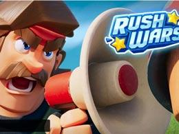 Supercell新游《Rush Wars》测试:玩法三合一