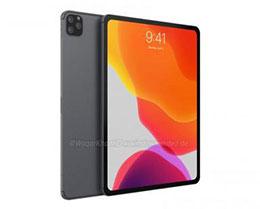 2019 年款 iPad Pro 高清渲染图曝光:后置三摄