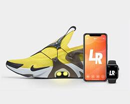 Nike 新鞋科技感爆棚:可让 Siri 帮你系鞋带