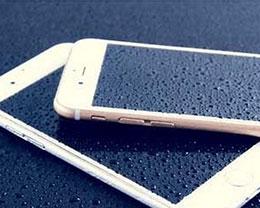 苹果iPhone手机屏幕进水失灵了怎么办?