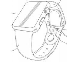 Apple Watch 表带新专利:自动收紧、肤纹验证、LED 进度条