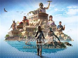 """""""发现之旅:古希腊""""下周上线 《刺客信条奥德赛》玩家免费领"""