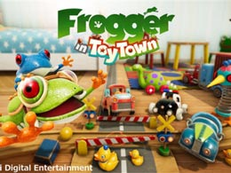 新作《青蛙过街 in 玩具城》登陆Apple Arcade