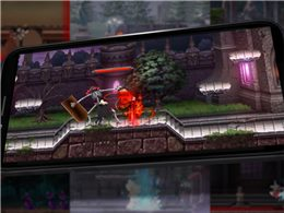 TGS :手游《恶魔城:魂之魔导书》宣传片公开 经典再度来袭
