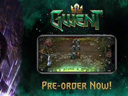 《巫师之昆特牌》iOS版公布 将于10月29日上市