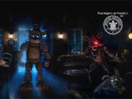 《玩具熊的五夜后宫》衍生AR手游新作正式公布