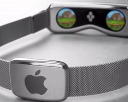 苹果仍在申请 AR 及 MR 专利,雏形产品最快明年问世