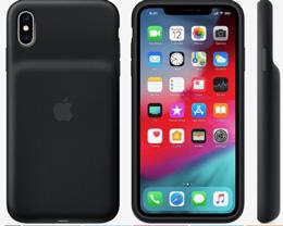 iOS 13.1 泄密三款 iPhone 配套的智能电池壳即将到来