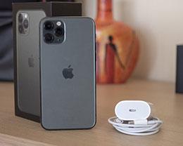 苹果iPhone 11 Pro充电快吗?iPhone 11 Pro充满电要多久?