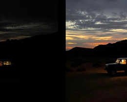 如何在 iPhone 11 和 iPhone 11 Pro 上使用夜间模式 ?