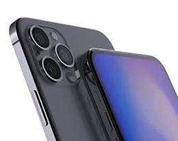 没有刘海的 iPhone 12 渲染图曝光:外观致敬 iPhone 4