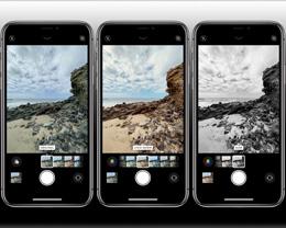 如何在 iPhone 11 和 iPhone 11 Pro 上使用滤镜拍摄?