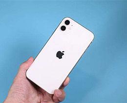 iPhone 11 如何更改录制视频的分辨率?