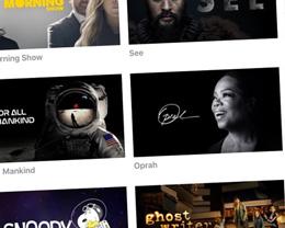 苹果为 Apple TV+ 节目和电影上线特定的媒体网站进行宣传