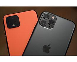 谷歌 Pixel 4 vs 蘋果 iPhone 11 Pro 拍照對比