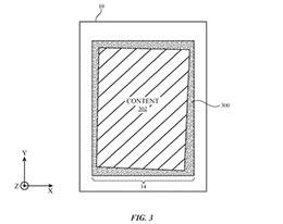 蘋果專利申請:提出顛簸環境下穩定手持設備顯示的方法
