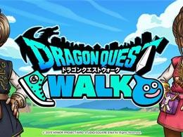 《勇者斗恶龙 WALK》推出首月营收达8600万美元