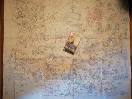 日本网友晒母亲手绘《塞尔达》地图 尺寸十分惊人