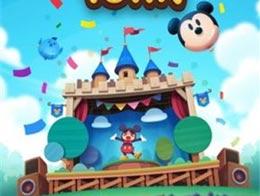 迪士尼角色齐聚一堂 《Disney Pop Town》上架