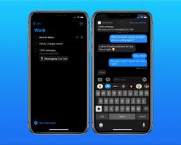 iOS 13 教程:如何在向某人发送信息时触发提醒事项?