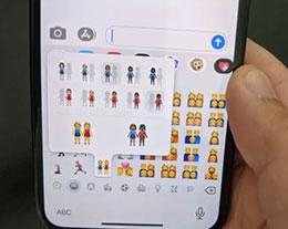 iOS 13.2 新增了哪些表情符號?