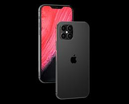 苹果 iPhone 12 新渲染图曝光:更小的刘海