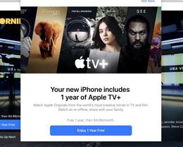 國內用戶如何使用 Apple TV+ 服務?如何獲得 1 年的免費試用?