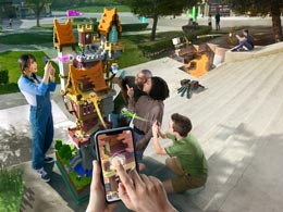 微软宣布《Minecraft Earth》即将进行早期测试
