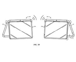 苹果新专利:展示为 iPhone 和 iPad 设计的可变形保护套