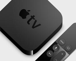 美国约有四分之一的苹果用户拥有一台 Apple TV