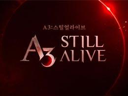 网石旗下手游《A3:仍然活着》放出新宣传影片