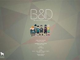全新音乐节奏手游《B&D》App Store预约开始