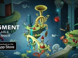 音乐动作冒险游戏《Figment》现已登录iOS平台