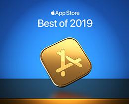 苹果公布 2019 年度 App Store 最佳应用和游戏