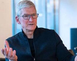 库克谈苹果创新能力:智能手机市场尚未达到顶峰