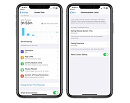 """蘋果正致力于解決""""屏幕時間通信限制""""的 Bug"""