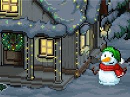 休闲冒险解谜手游《雪人物语》现已登录双平台