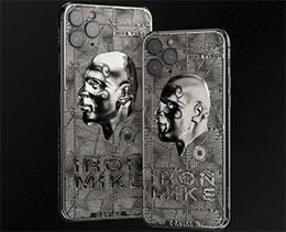 奢侈品牌推出 iPhone 11 拳王泰森和梦露特别版