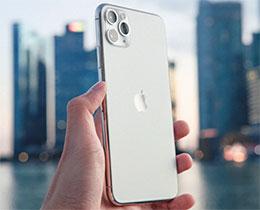 如何通过 iPhone 11 拍摄方形照片?