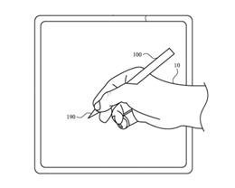 苹果新专利显示未来 Apple Pencil 可以通过触觉反馈更好地模拟纸上绘画