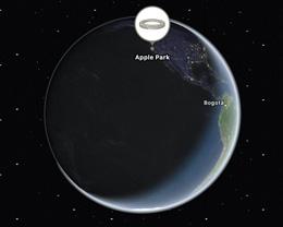 彭博社:苹果正在研究用卫星给 iPhone 传数据
