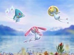 三只传说宝可梦登录《Pokémon GO》