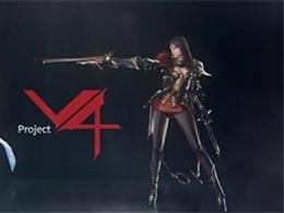 Nexon新作《Project V4》将于年内推出